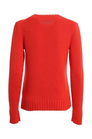 JACQUARD US FLAG SWEATER IN RED POLO RALPH LAUREN | 7 | 211738053006