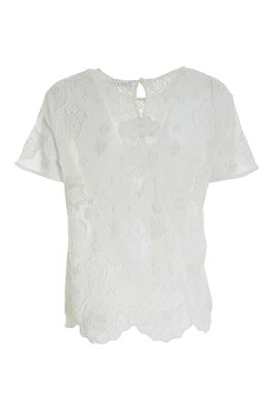EMBROIDERY BLOUSE IN WHITE POLO RALPH LAUREN | 10000004 | 211800449001