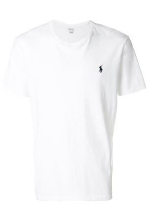 T-SHIRT CUSTOM SLIM FIT BIANCA 710680785003 POLO RALPH LAUREN | 8 | 710680785003