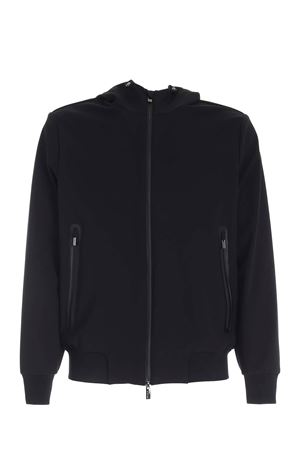 THERMO BONDED JACKET IN BLACK RRD | 13 | W2004610