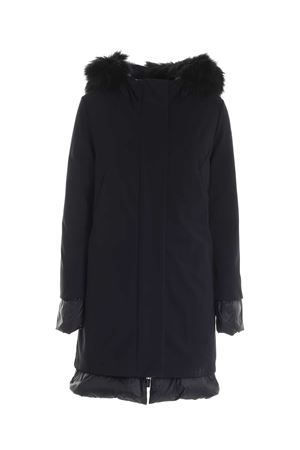 WINTER LIGHT LONG DOWN JACKET IN BLACK RRD | 783955909 | W20505FT10