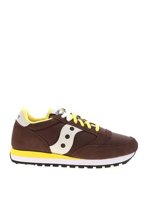 JAZZ ORIGINAL MARRONE/GIALLO 2044416 SAUCONY | 5032238 | 2044416