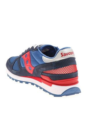 SNEAKERS SHADOW ORIGINAL BLU 2108748 SAUCONY | 5032238 | 2108748