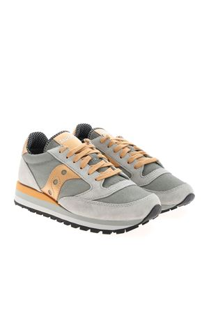 SNEAKERS JAZZ TRIPLE IN CAVALLINO GRIGIE 6049712 SAUCONY | 5032238 | 6049712