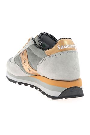 JAZZ TRIPLE CALF HAIR SNEAKERS IN GREY SAUCONY | 5032238 | 6049712