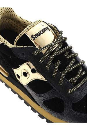 SHADOW ORIGINAL SNEAKERS IN BLACK SAUCONY | 5032238 | 605192