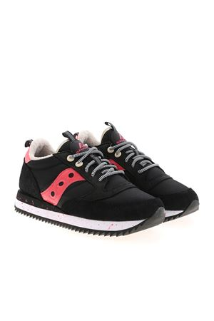 SNEAKERS JAZZ ORIGINAL NERE 705124 SAUCONY | 5032238 | 705124