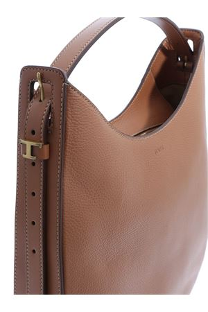 OBOE MEDIUM BAG IN BROWN TOD