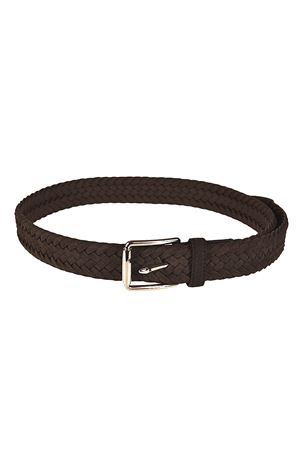 BROWN BELT IN SUEDE  TOD