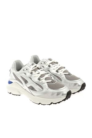 RUN 54C SNEAKERS IN SILVER COLOR TOD