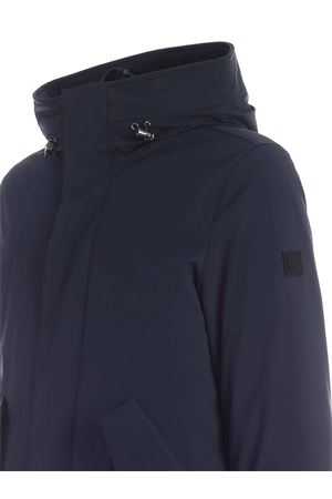 MOUNTAIN PARKA DOWN JACKET IN BLUE WOOLRICH | 10000013 | CFWOOU0268MRUT01023989