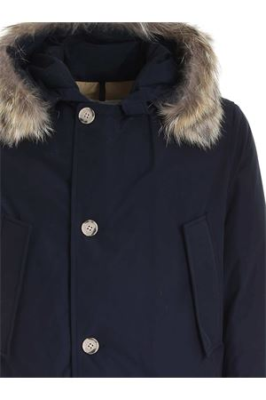 ARTIC PARKA DOWN JACKET DARK BLUE WOOLRICH | 10000013 | CFWOOU0270MRUT0108MLB