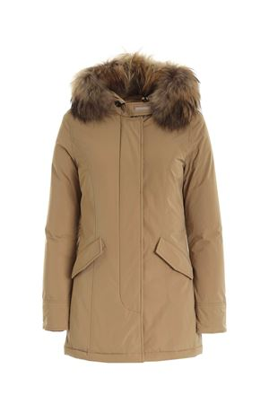 LUXURY ARTIC PARKA IN BEIGE WOOLRICH | 10000013 | CFWWOU0296FRUT05738926