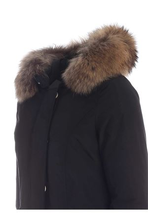 ARTIC PARKA DOWN JACKET IN BLACK WOOLRICH | 10000013 | CFWWOU0299FRUT0001BLK