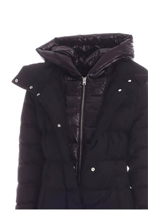 LUXE PUFFY PARKA IN BLACK WOOLRICH | 783955909 | CFWWOU0355FRUT2346100