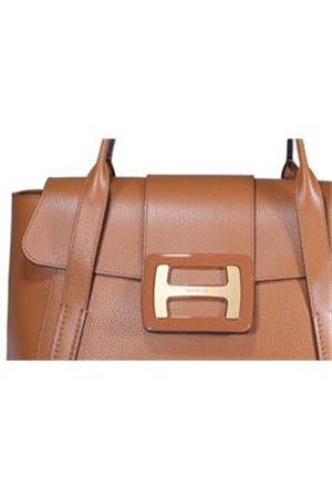 H-BAG MARRONE GCW01MA0200O6RS018 HOGAN CAPSULE | 5032266 | GCW01MA0200O6RS018
