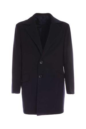 LUCA COAT IN BLUE KITON | 17 | UGO411K011401600P