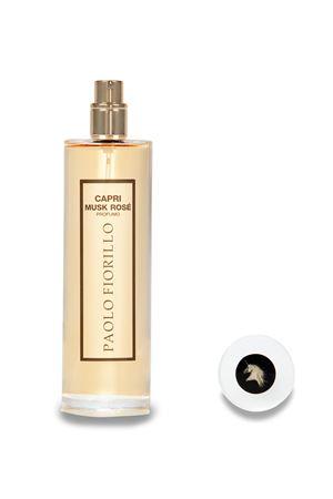 Capri Perfume Unisex PAOLO FIORILLO CAPRI | 70000002 | EAU DE TOILETTECAPRI MUSK ROSE