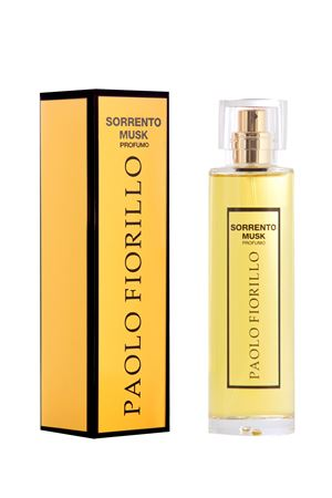 Perfume Unisex Sorrento Capri PAOLO FIORILLO CAPRI | 70000002 | EAU DE TOILETTESORRENTO MUSK