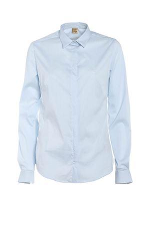 Poplin cotton shirt FAY | 6 | NCWA132564SHVSU003
