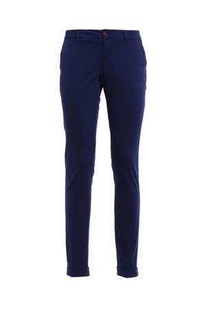 Cotton chino trousers FAY | 40000001 | NTW8032528TLANU211