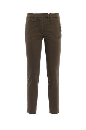 Perfect cotton trousers DONDUP | 20000005 | DP066GS023DPTDPDH608