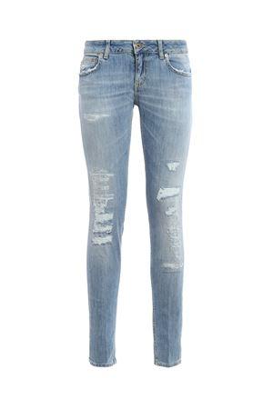 Lambda low waist jeans DONDUP | 20000005 | P622DS107DO51PDH800