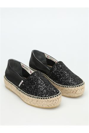 Tommy Napa and glitter espadrilles ESPADRILLES | 5032237 | TOMMYGLITNAPANEGRO