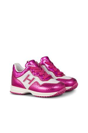 interactive sneaker h+zip HOGAN | 5032238 | HXT0920V311FTS635E
