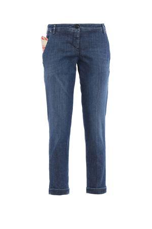 Jeans chino crop JACOB COHEN | 24 | PWBRIGITTE00496W1001