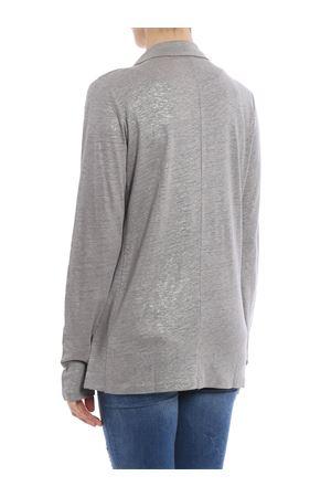 Shimmering blazer style cardigan MAJESTIC | 3 | 0910669