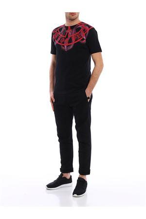 Pantaloni Daniel in cotone MARCELO BURLON   20000005   CMCA059S174230621000