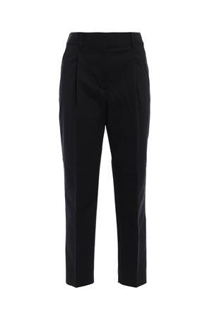 Cotton blend carrot trousers 3.1 PHILLIP LIM | 20000005 | F1615296CNTBLACK