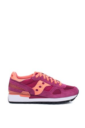 shadow original w SAUCONY | 5032238 | 1108634CERISE