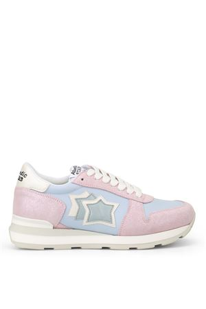 Gemma pink and light blue sneakers ATLANTIC STARS | 5032238 | GEMMACPL86B
