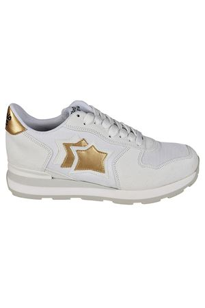 Vega white and gold sneakers ATLANTIC STARS | 5032238 | VEGABO86B