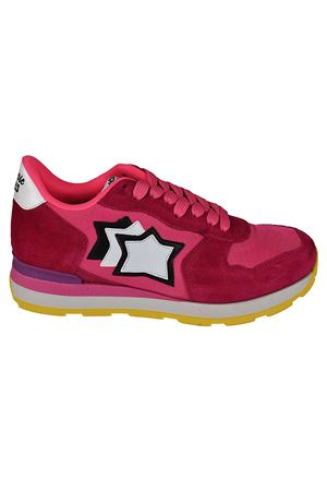 Vega fuchsia and white sneakers ATLANTIC STARS | 5032238 | VEGAFFF82F