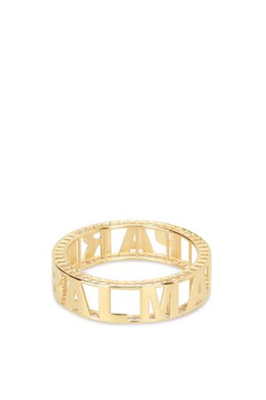 Gold-tone brass logo bangle BALMAIN | 36 | 129570156YC0700