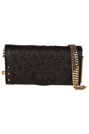 Smooth leather wallet clutch BALMAIN | 10000014 | FM100PGAM176