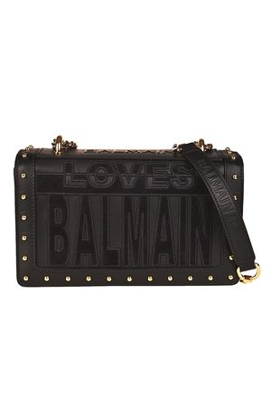 Love Balmain leather bag BALMAIN | 70000001 | FS122PSBP176