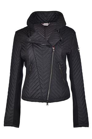 Biker style black puffer jacket COLMAR | 13 | 20269QA99