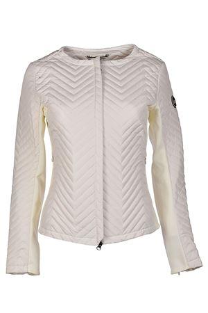Collarless ivory puffer jacket COLMAR | 13 | 20919QA233