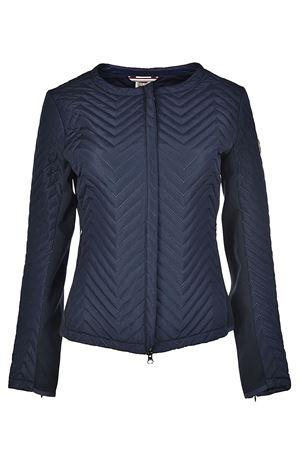Collarless blue navy puffer jacket COLMAR | 13 | 20919QA68