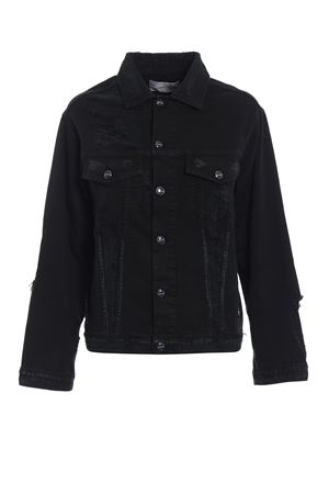 Destroyed effect denim jacket DONDUP | 13 | DJ092BS009DR23DD999
