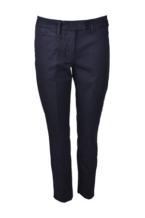 Perfect blue navy chino trousers DONDUP | 20000005 | DP066GS021DPTDDD890