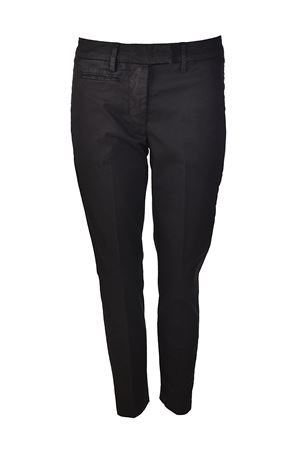 Perfect black chino trousers DONDUP | 20000005 | DP066GS021DPTDDD999