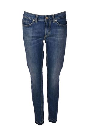 Gaynor low rise skinny jeans DONDUP | 24 | DP238DS153DR07GDHI800