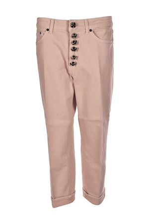 Koons jewel button pink jeans DONDUP | 20000005 | DP268BS009DR25DD558