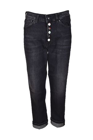 Jeans crop Koons DONDUP | 24 | DP268DS168DR19NDHI999