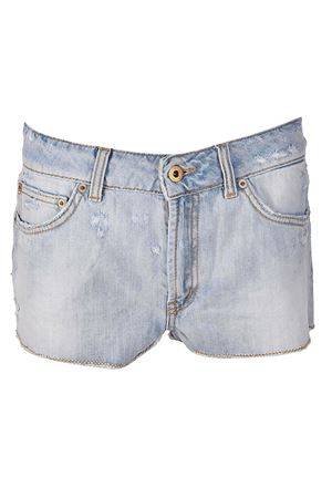 Shorts Hirsty in denim consumato DONDUP | 30 | DP269DF159DR14TDHI800